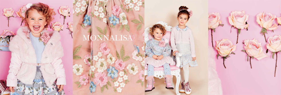 MONNALISA Winter Collection 2016