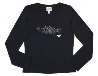 ARMANI JUNIOR Basic Shirt marine