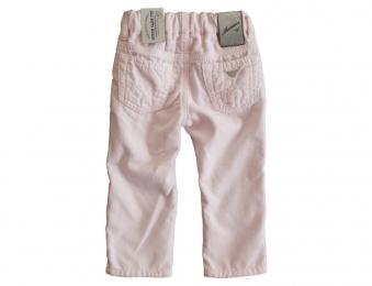 ARMANI BABY Mädchen Cordhose in rosa