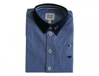 ARMANI JUNIOR elegantes Hemd für Jungen
