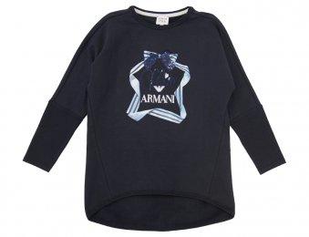 ARMANI JUNIOR Jersey Tunika