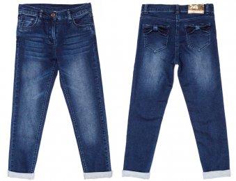 MONNALISA Stretch Jeans in Blau