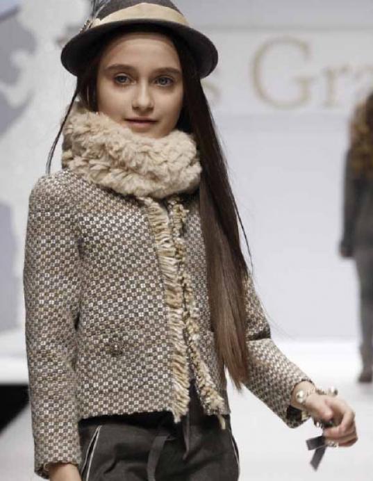 best service da6e4 e30b7 MISS GRANT eleganter Blazer für Mädchen
