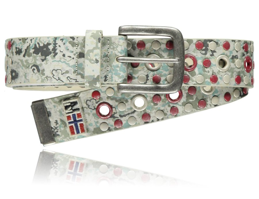 huge selection of 11daa 6b631 NAPAPIJRI Naik Marmo Belt