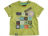 CATIMINI Urban T-Shirt grün für Jungen