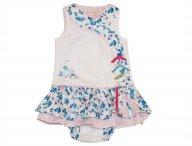 KENZO KIDS light summer dress for babies Montparnass