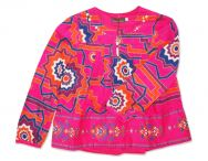 CATIMINI Spirit traumhafte Bluse Tunika in pink