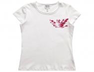 ARMANI JUNIOR Sommer T-Shirt für Mädchen