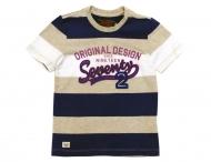 CATIMINI gestreiftes T-Shirt für Jungen