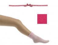 BONNIE DOON Frou Frou Socken pink