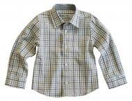 BABY GRAZIELLA kariertes Hemd für Jungen