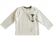 ARMANI BABY Langarmshirt mit Logo