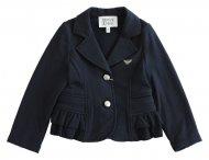 ARMANI JUNIOR Jersey Blazer für Mädchen