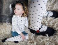 BONNIE DOON Baby Strumpfhose Ballerina Blau