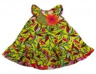 CATIMINI süßes Kleid mit 3D-Blume