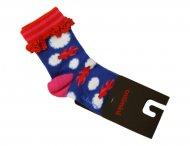 CATIMINI Socken Bleu Violace