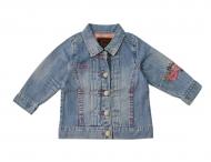 CATIMINI Jeansjacke für Mädchen Indigo