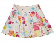 KENZO KIDS Girls Summer Skirt Imprime