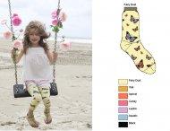BONNIE DOON Butterflies Socken Fairy Dust