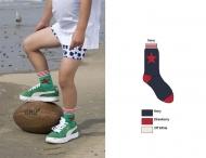 BONNIE DOON Star Socken