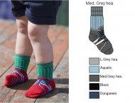 BONNIE DOON Baby Sneaker Socken grau/blau