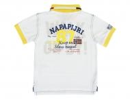 NAPAPIJRI KIDS Etot White Poloshirt