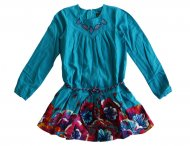 CATIMINI türkises Kleid für Mädchen
