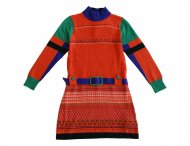 KENZO KIDS dress Tomate for girls
