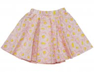 KENZO KIDS Girls Summer Cotton Skirt Imprime
