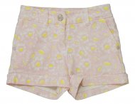 KENZO KIDS Girls Summer Shorts Imprime