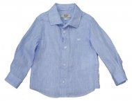 ARMANI JUNIOR Leinenhemd für Jungen
