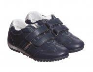 ARMANI JUNIOR Sneaker für Jungen in Blau