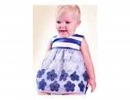 BABY Graziella Festive Summer Dress with Tulle