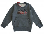NAPAPIJRI KIDS Bloomsbury Dark Grey Sweatshirt