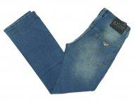ARMANI JUNIOR Jeans für Jungen Hellblau