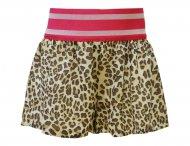 MONNALISA Chiffon Shorts Leopardenmuster