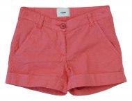 FENDI Mädchen Shorts mit Logo Muster in Coral