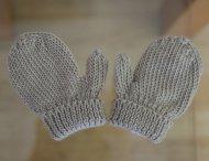 REGINA Handschuhe in Beige