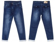 MONNALISA Stretch Jeans in Blau