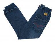 HUGO BOSS Kids Jersey Jogginghose Jeansblau