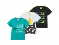 ARMANI BABY Boys Summer Cotton T-Shirts Set