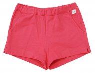 IL GUFO Mädchen Jersey Shorts in Pink