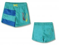 ARMANI JUNIOR Badeshorts javascript:showSpecial()Grün