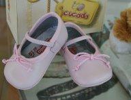 ELI Babyschuhe rosa
